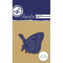 Die - Papillon n°1 6x4,5 cm