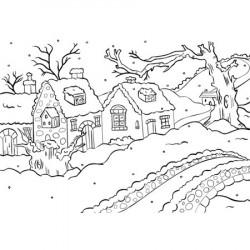 Classeur d'embossage Noël N° 4-10,6x15 cm