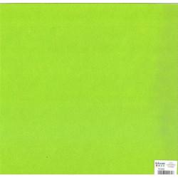 Feuillefeutrine30x30cm 2mm vert clair