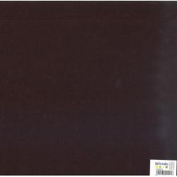 Feuillefeutrine30x30cm 2mm brun