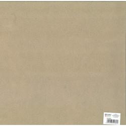 Feuillefeutrine30x30cm 2mm sable