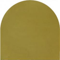 Feuille autocollante 10X23 cm Or effet miroir