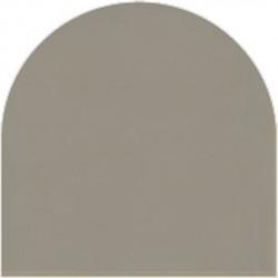 Feuille autocollante 10X23 cm Argent effet miroir