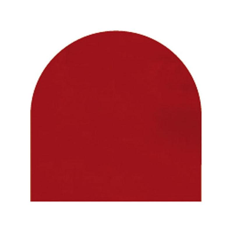 Feuille autocollante 10X23 cm Rouge effet miroir