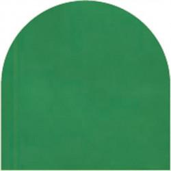 Feuille autocollante 10X23 cm Vert effet miroir