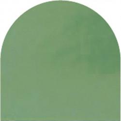 Feuille autocollante 10X23 cm Vert pomme effet miroir