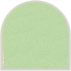 Feuille autocollante 10X23 cm Vert effet perlé