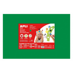 MOUSSE THERMOFORMABLE EVA VERT 40X60 CM 2MM