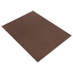 PLAQUE DE MOUSSE THERMOFORMABLE 2MM 30X40 CM BRUN  FONCE