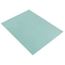 PLAQUE DE MOUSSE THERMOFORMABLE 2MM 30X40 CM VERT JADE