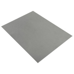 PLAQUE DE MOUSSE THERMOFORMABLE 2MM 30X40 CM GRIS
