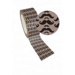 Ruban adhésif QUEEN TAPE Moustache 48mm x8m