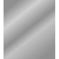 Papier Patch 3 Feuilles 35x40 cm Métallisée Argent