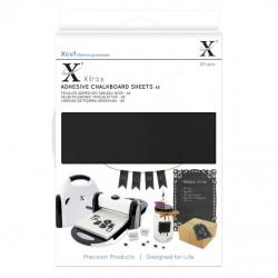 Xcut Xtra A5 Feuilles Adhésives Tableau noir