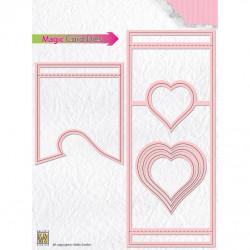 Carte magique - die coeur