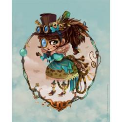 GK2430092 - 24x30 - Lolita steampunk