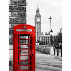 Images pour tableaux 3D GK3040043 - 30X40 - Londres