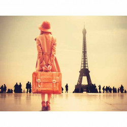 image pour tableaux 3D GK3040044 - 30X40 - Doux Paris