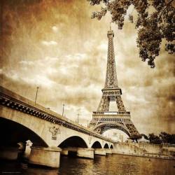 GK4040007 - 40x40 - Paris Vintage