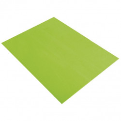 Mousse thermoformable 2mm 30X40 cm Vert clair