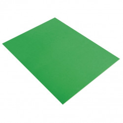 Mousse thermoformable 2mm 30X40 cm Bleu vert