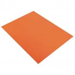 Mousse thermoformable 2mm 30X40 cm Orange