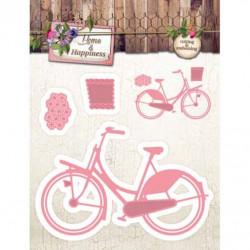 Dies Vélo 6 x 9 cm