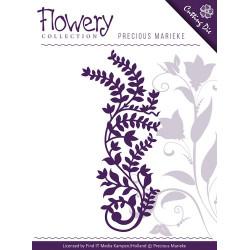 Die - precious marieke - branche fleurie 12 x 5,7 cm.
