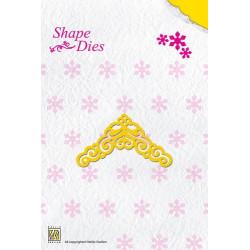 Shape Dies - Coin 7,5 x 4,5 cm