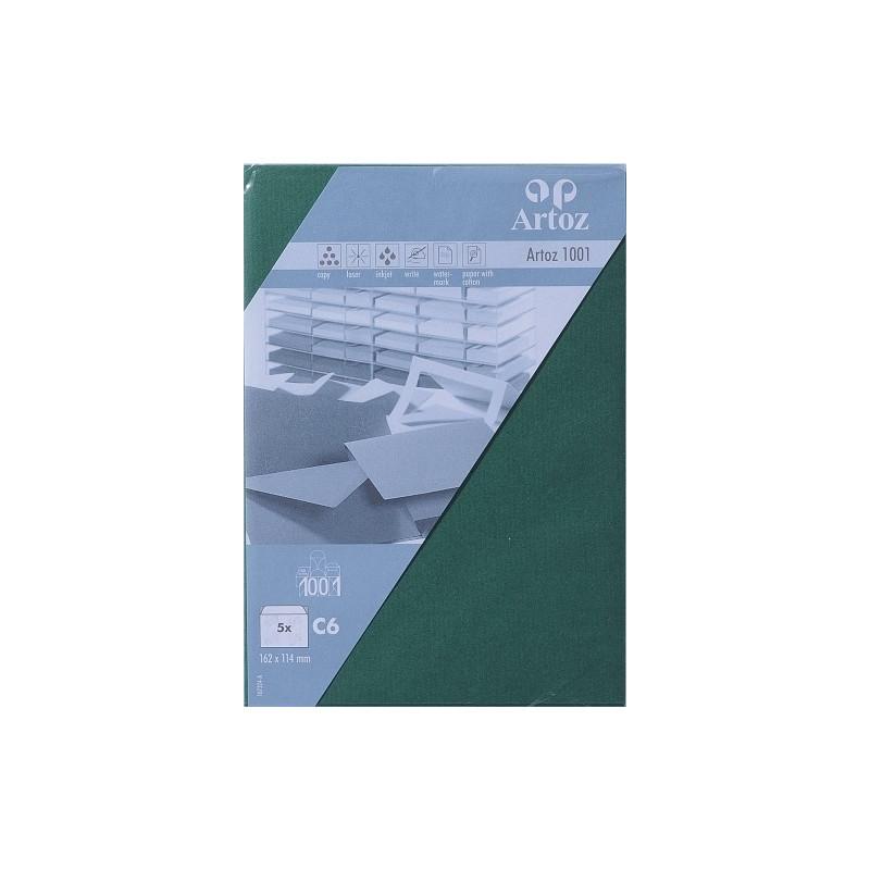 1001 - ENV C6 162X114 /5 - Racing Green