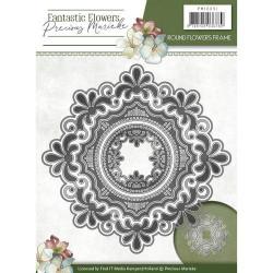 Die - Precious Marieke - Cadre fleurs 12,2 x 12,2 cm.