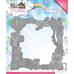 Die - Yvonne Creations - Cadre jouets 13 x 13 cm