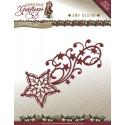 Die - Amy Design - Etoiles filantes 13 x 5,5 cm.