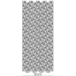 Stickers - 1261 - bordure - or