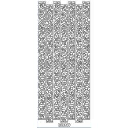 Stickers - 1264 - bordure -...