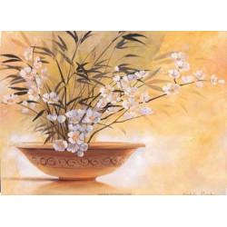 Image 3D - 0720303 - 24x30 - petites fleurs