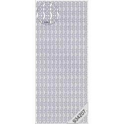 Stickers - 0848 - bordure -...