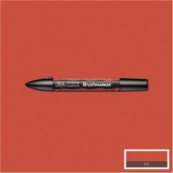 BRUSHMARKER - ORANGE BRULEE R946