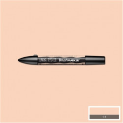 BRUSHMARKER - ROSE POURPRE O518