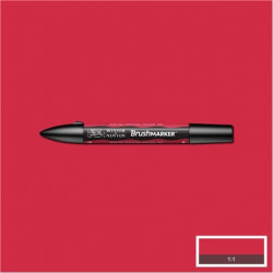 BRUSHMARKER - BAIE ROUGE R665