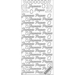 Stickers - 0580 - joyeuses...
