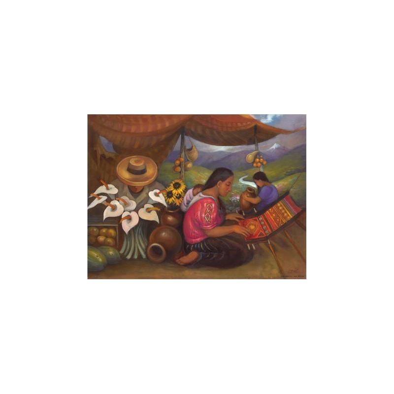 Image 3D - 9907083 - 24X30 - BOLIVIENNES TISSANT