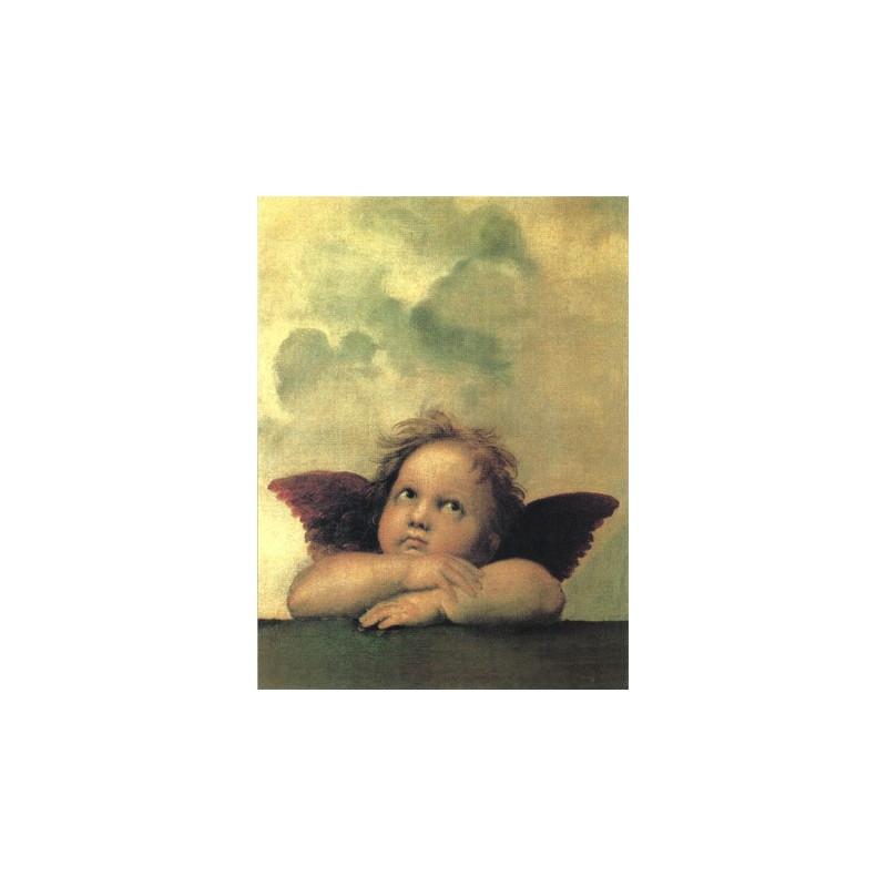 Image pour tableaux 3D - ARD 2 - 24X30 - Anges Raphael droite - Aux Bleuets Loisirs créatifs à Reims