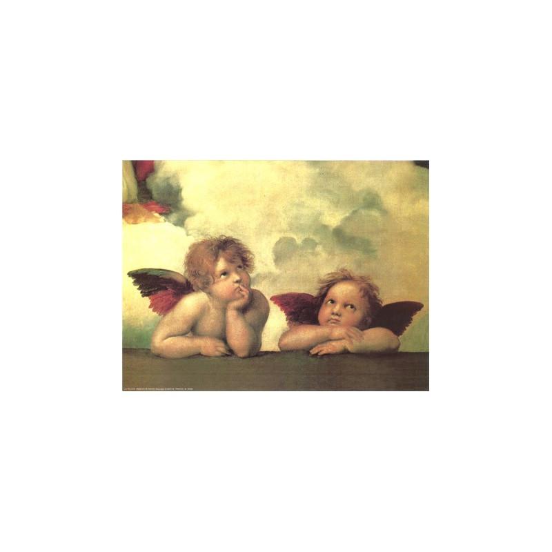 Image pour tableaux 3D - AR2430 - 24X30 - Anges Raphael - Aux Bleuets Loisirs créatifs à Reims