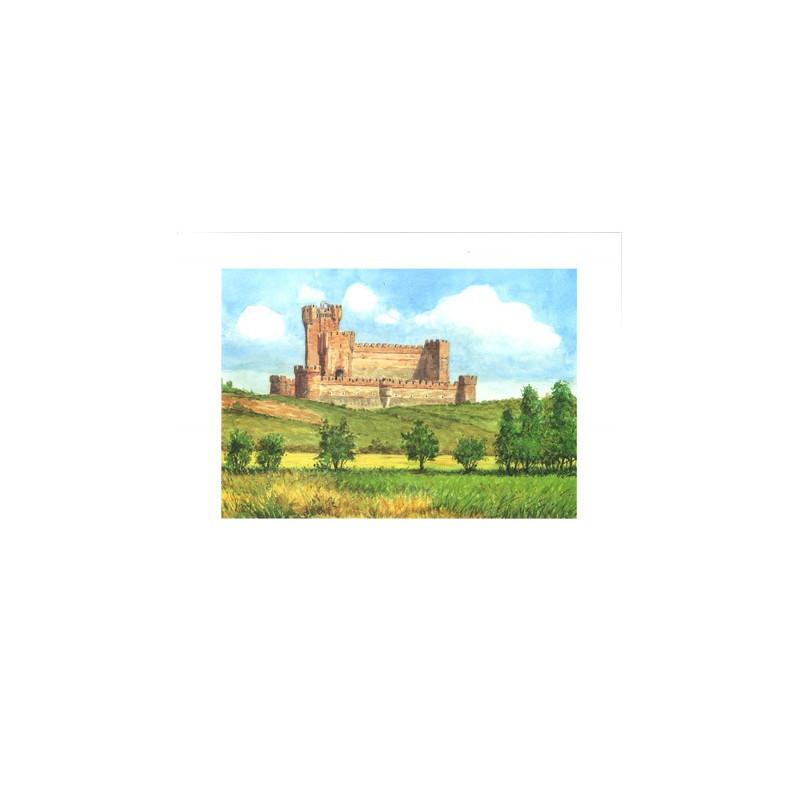 Image pour tableaux 3d ASTRO 535 - 24X30 - Château dans la vallée - Aux bleuets Loisirs créatifs à Reims