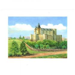Image pour tableaux 3d ASTRO 536 - 24X30 - Château avec remparts - Aux bleuets Loisirs créatifs à Reims