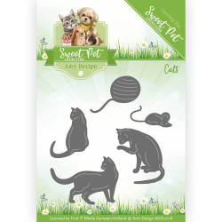 Die - Amy Design - Sweet Pet - Chats