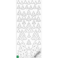 Stickers - 7053 - holo - vert