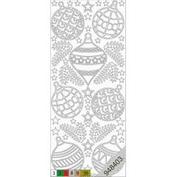 Stickers - 8505 - noel -...
