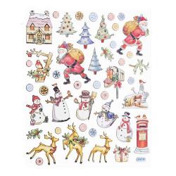 Hobby Design Stickers Noël